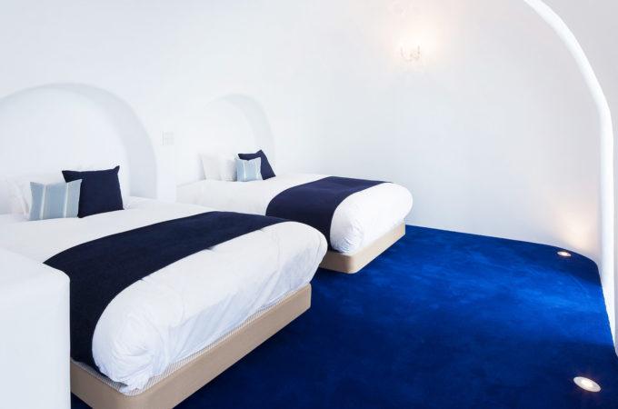エグゼクティブスイートSantorini 2階A室 ホテルSeaShell